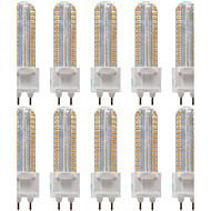 preiswerte -8W LED Doppel-Pin Leuchten T 128 Leds SMD 2835 Dekorativ Warmes Weiß Kühles Weiß Natürliches Weiß 700-800lm 2800-3200/4000-4500/6000-6500