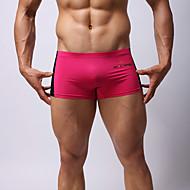 Muškarci Sportski Gaćice - Color block, Kupaće gaće