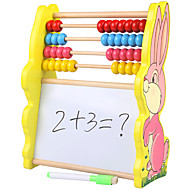 צעצוע חינוכי צעצוע אומנות וציור צעצוע לוחות ציור צעצועים Rabbit סרט מצויר בגדי ריקוד ילדים 1 חתיכות