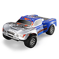 RC Car WL Toys A969-B 2.4G Terenac 4WD High Speed Drift Car Off Road Car Buggy (terenski) 1:18 Četka Electric 70 Km / h Daljinsko