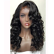 Hot Selling 8A Quality Loose Wave Guleless Full Lace Wig Natural Human Hair Wigs Glueless Lace Front Wigs With Baby Hair For Black Women