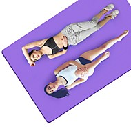 cheap Yoga Mats, Blocks & Mat Bags-Yoga Mats Non-Slip NBR (0.4 inch) 10 mm for