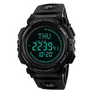 tanie Inteligentne zegarki-Inteligentny zegarek YYSKMEI11290 na Długi czas czuwania / Wodoszczelny / Kompas / Wielofunkcyjne / Sportowy Stoper / Budzik / Chronograf / Kalendarz