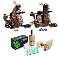Coil Tattoo Machine Bakar Olovka i Shader 6-9