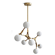 미니 스타일 나무 / bambooliving 객실 / 침실 / 식당 / 연구에 대한 40w 펜던트 조명, 전통 / 고전적인 회화 기능