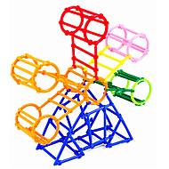 스트레스 완화 DIY 키트 인형 조립식 블럭 3D퍼즐 교육용 장난감 과학&디스커버리 완구 직쏘 퍼즐 차량 어른용 장난감 여행용 게임 로직&퍼즐 장난감 선물 조립식 블럭 광장 잡다한 것 원형 삼각형 별 건축2 - 4 세 6 세 이상 5 - 7 세