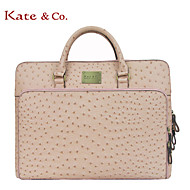 Women Bags PU Tote for Casual Office & Career All Seasons Pale Pink