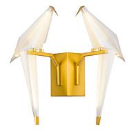 billige Vegglamper-Tiffany Enkel Traditionel / Klassisk Land Vegglamper Til Metall Vegglampe 110-120V 220-240V 8W