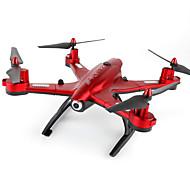 RC Drone 69508 4CH 6 Eixos 2.4G Com 0.3MP HD Camera Quadcópero com CR Altura segura WIFI FPV Retorno Com 1 Botão Auto-Decolagem Acesso à