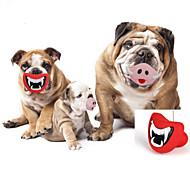 Игрушка для собак Игрушки для животных Жевательные игрушки Губы Для домашних животных