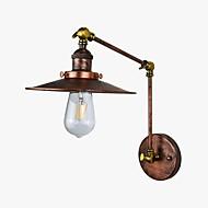 AC 220-240 AC 110-130 AC 110-120 4 E26/E27 E27 Rustikk/ Hytte Antikk LED Maleri Trekk for LED Pære inkludert,Atmosfærelys Vegglampe