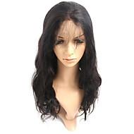 Hot 360 blonde frontal human hair blonde parykker 150% tæthed body wave hår 8 '' - 22 '' 360 blonder parykker med baby hår