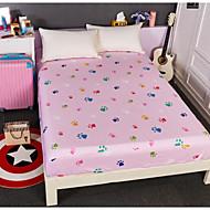 cheap Sheet Sets & Pillowcases-Comfortable Cotton Fitted Sheet Cartoon