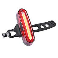 Lumini de Bicicletă Waterproof lumini de capăt de bar Iluminat Bicicletă Spate luminile din spate LED - CiclismReîncărcabil Rezistent la