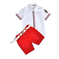 Baby Drenge Stribe Bomuld Tøjsæt