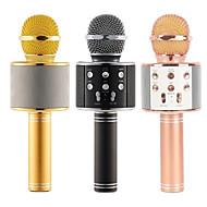 levne Telefony a elektronika-Karaoke mikrofon Bluetooth