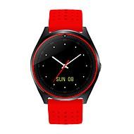 tanie Inteligentne zegarki-Inteligentny zegarek na Android Odbieranie bez użycia rąk / Ekran dotykowy / Video / Kamera / aparat / Krokomierze Krokomierz / Powiadamianie o połączeniu telefonicznym / Rejestrator snu / Znajd