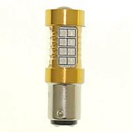 sencart 1pcs 1157 ba15d p21 / 5w点滅電球led車のターンシグナルライトバックアップ電球ランプ(白/赤/青/暖かい白)(DC / AC9-32V)