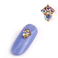 Nagelkunst decoratie sieraden bedels
