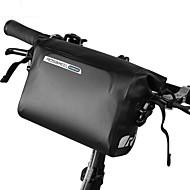 Χαμηλού Κόστους Τσάντες για τιμόνι ποδηλάτου-Τσάντα για τιμόνι ποδηλάτου / Αδιάβροχη τσάντα Ξηρός Αντιολισθητικό Τσάντα ποδηλάτου Τσάντα ποδηλάτου Τσάντα ποδηλασίας Samsung Galaxy S6 Ποδηλασία / Ποδήλατο