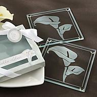 Praktični pokloni za goste Poklon podmetači za čaše Jedinstven svadbeni dekor Kuhinja Alati Bath & Sapuni Oznake i pismo otvarači
