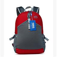 ユニセックス バッグ ナイロン スポーツ&レジャーバッグ のために プロユース キャンピング&ハイキング 登山 オールシーズン ルビーレッド