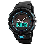 SKMEI Herre Armbåndsur Unik Creative Watch Digital Watch Sportsur Militærur Modeur Japansk Digital Alarm Kalender Kronograf Vandafvisende