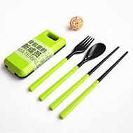 billiga Bordsservis-1set Köksredskap Plastik Multifunktion / Miljövänlig Originella Till hemmet / Till kontoret / Vardagsanvändning