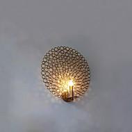 baratos -3 E14 E12 Simples LED Moderno/Contemporâneo Retro Pintura Característica for LED,Luz Ambiente Luz de parede