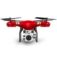 RC Dronă SHR/C SH5HD 4CH 6 Axe 2.4G Cameră HD 1080P Quadcopter RC Înălțime de susținere Cameră cu unghi larg FPV O Tastă Pentru