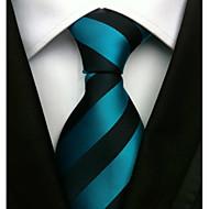 Bărbați Cu Dungi Toate Sezoanele Fulare Cravată
