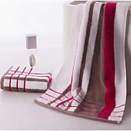 Was Handdoek,Gestreept Hoge kwaliteit 100% Katoen Handdoek