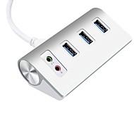 3 Ports USB hub USB 3.0 Micro-B Spremište podataka Ulaz za zaštitu Sigurnosna zaštita Data Hub