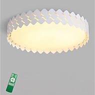 billige Taklamper-Takplafond Omgivelseslys - Flerskjerms Pære Inkludert, LED Chic & Moderne, 220-240V, Dimbar med fjernkontroll, Pære Inkludert