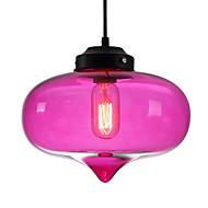 tanie Oświetlenie designerskie-Bubble Design Wisiorek, 1 lekki, żelaza Malowanie Minimalistyczne