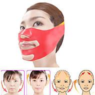 シリコンの薄い顔のマスク3DのVラインのリフトの顔のバンデージベルトスリミングマッサージ器