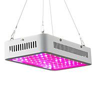 LED Grow Lights 90 High Power LED 7400-8200 lm Warm White Natural White Red Blue UV (Blacklight) K AC85-265 V