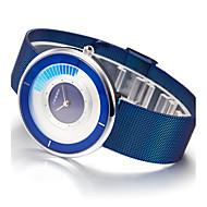baratos -SINOBI Homens Quartzo Bracele Relógio Relógio Esportivo Chinês Impermeável Colorido Resistente ao Choque Lega Banda Amuleto Brilhante