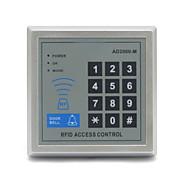 Ad-2000m 125khz rfid dörråtkomstkontroll med digitalt tangentbord / flera öppningslägen