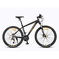 Mountain Bikes Cykling 27 trin 27 Tommer SHIMANO M370 skivebremse Affjedringsgaffel Aluminiumslegering Aluminium