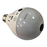 billige IP-kameraer-1.3 MP Innendørs with Dag Natt Primær 32(Innebygd høyttaler Innebygget mikrofon Dag Nat Fjernadgang Plug and play) IP Camera