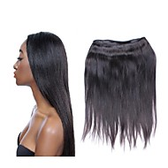wholesale 10a brazilian straight virgin hair bundles 10pcs 1kg lot 100% silk human hair material natural black color no shedding no tangles