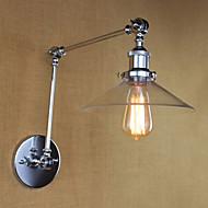 저렴한 -AC 220-240 AC 110-120 40 E26/E27 빈티지 레트로 컨츄리 특색 for 미니 스타일 전구 포함,주변 라이트 벽 빛