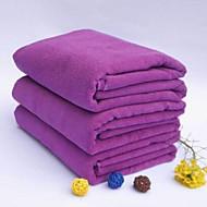 Frisk stil Badehåndkle,Solid Overlegen kvalitet 100% Bomull Håndkle