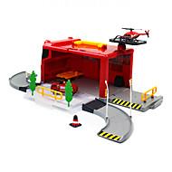 Bildungsspielsachen Fahrzeug Fahrzeug-Spiele nach Themen Spielzeugautos Feuerwehrauto Spielzeuge Auto Simulation Jungen 1 Stücke
