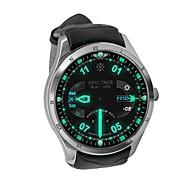 billige Smartklokker-Smartklokke YYQ5 for iOS / Android GPS / Pekeskjerm / Pulsmåler Pulse Tracker / Pedometer / Aktivitetsmonitor / Vannavvisende / Stopur