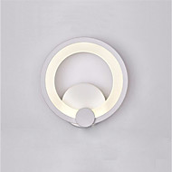halpa -12 Integroitu LED LED Uutuus Ominaisuus for Minityyli Lamppu sisältyy hintaan,Ympäröivä valo Wall Light