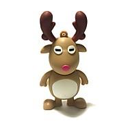 Χαμηλού Κόστους Christmas Gifts-Ants 32 γρB στικάκι usb δίσκο USB 2.0 Πλαστική ύλη