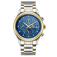 Homens Relógio Esportivo Relógio Esqueleto Relógio de Moda relógio mecânico Chinês Automático - da corda automáticamente Calendário