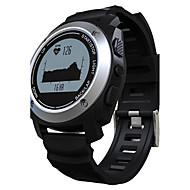 billige Sportsur-Herre Dame Digital Digital Watch Armbåndsur Smartur Militærur Sportsur Kinesisk Alarm Kalender Pulsmåler Glide Regel Vandafvisende